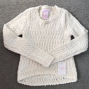 NWT Tommy Bahama Girl's Knit Long Sleeve Sweater